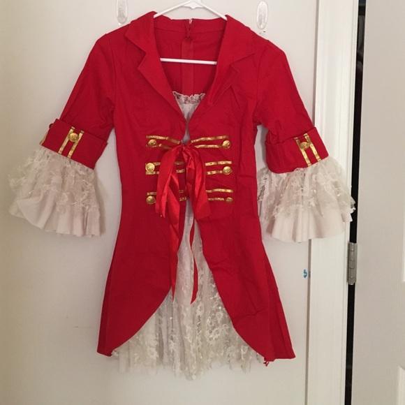 Leg Avenue Pirate costume!